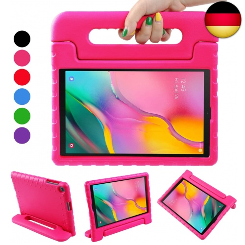 BelleStyle Case for Samsung Galaxy Tab A 10.1, pink