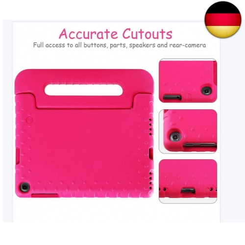 Indexbild 6 - BelleStyle Case for Samsung Galaxy Tab A 10.1, pink