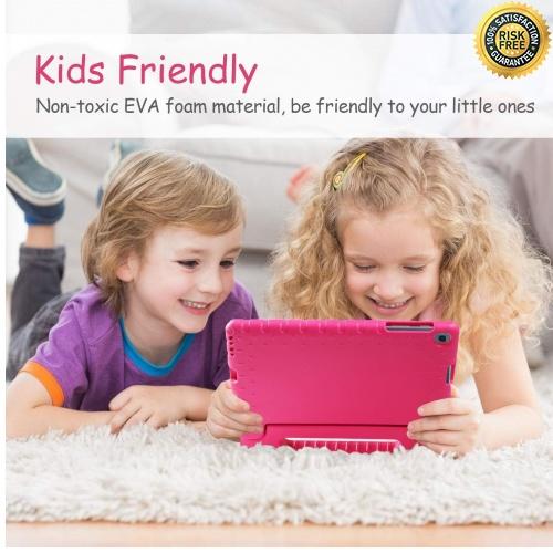 Indexbild 4 - BelleStyle Case for Samsung Galaxy Tab A 10.1, pink